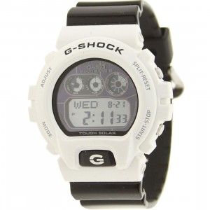 Casio G-Shock Garish 6900 Watch (white / black)