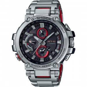 G-Shock Watches MTGB1000D Watch (silver)