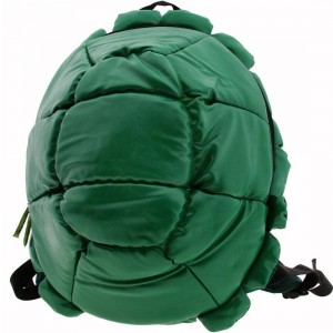 TMNT Shell Backpack W Masks (green)