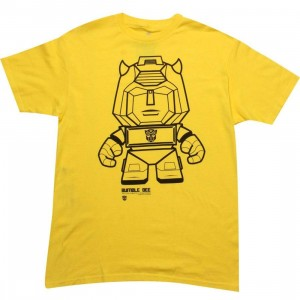 The Loyal Subjects x Transformers Bumblebee Tee (yellow)