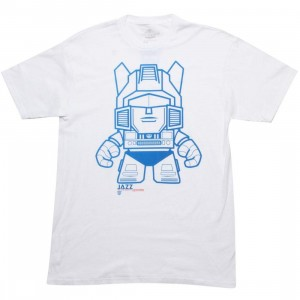 The Loyal Subjects x Transformers Jazz Tee (white)