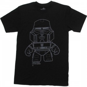 The Loyal Subjects x Transformers Megatron Tee (black)