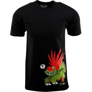 I Am 8 Bit Blanka Tee (black / green)