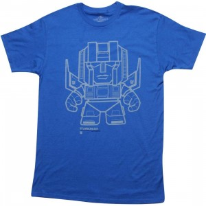 The Loyal Subjects x Transformers Starscream Tee (royal)