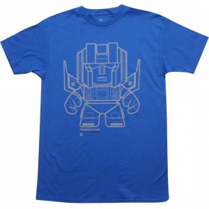 The Loyal Subjects x Transformers Thunder Cracker Tee (royal)