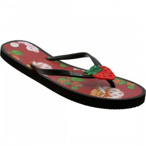 Strawberry Shortcake Sandal (red)