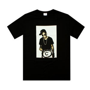 Caked Out B Day Tee (black)