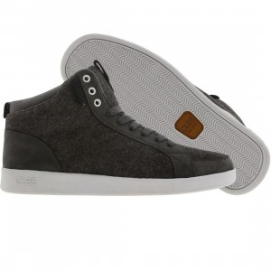 Clae Russell (charcoal wool)