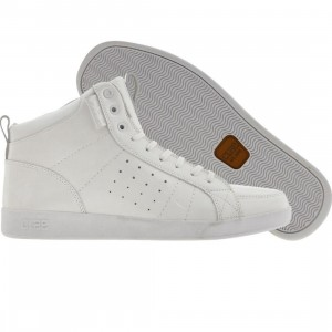 Clae Russell (white patent)
