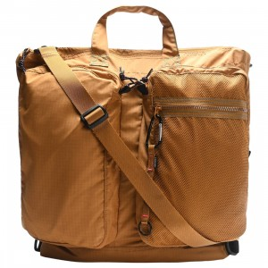 Converse Utility Helmut Bag (brown / dark soba)