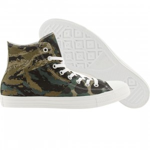 Converse Men Chuck Taylor Tri Panel Hi (khaki / palm green)