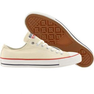Converse Men Chuck Taylor All Star Pro Ox (white / natural)