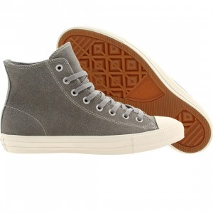 Converse Men Chuck Taylor All Star Pro High (gray / lucky stone)
