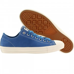 Converse Men Chuck Taylor All Star Pro Ox (blue / larkspur / egr)
