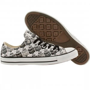Converse x Andy Warhol Men Chuck Taylor All Star Low Ox (black / white / mason)
