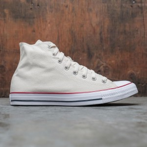 Converse Men Chuck Taylor All Star Hi (white / natural ivory)