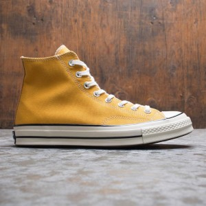 Converse Men Chuck 70 High Top (yellow / sunflower / black / egret)