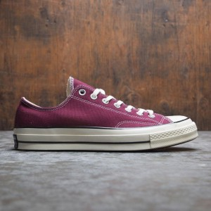 Converse Men Chuck 70 Ox (burgundy / dark burgundy / black / egret)