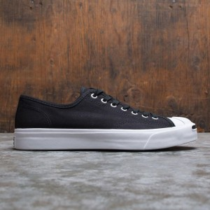 Converse Men Jack Purcell Canvas Ox (black / white)
