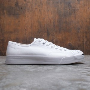 Converse Men Jack Purcell Ox (white / black)