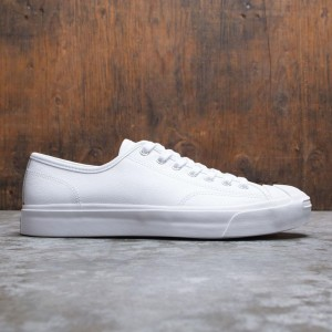 Converse Men Jack Purcell Leather Ox (white)