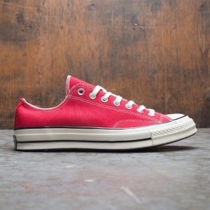 Converse Men Chuck 70 Vintage Canvas Ox (red / enamel red / egret / black)