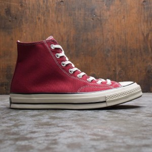 Converse Men Chuck 70 Hi (red / back alley brick / jasper red / egret)