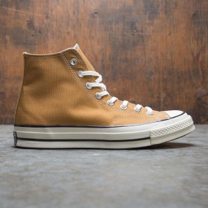 Converse Men Chuck 70 Hi Vintage Canvas (brown / wheat / cinnamon / egret)