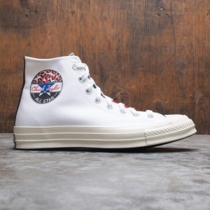 Converse Men Chuck 70 Hi (white / university red / rush blue)