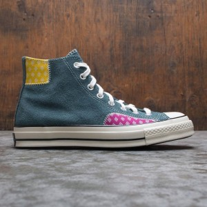 Converse Men Chuck 70 Hi (olive / faded spruce / amarillo)