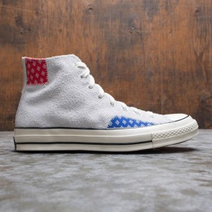 Converse Men Twisted Prep Chuck 70 Hi (gray / photon dust / rush blue)