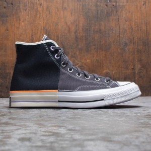 Converse Men Chuck 70 Hi (black / almost black / egret)