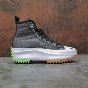 Converse Men Run Star Hike Hi (black / green)