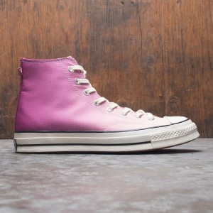 Converse Men Primaloft Chuck 70 Hi (red / rose maroon / naples yellow / egret)