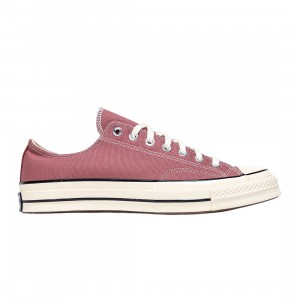 Converse Men Colors Vintage Canvas Chuck 70 Low Ox (burgundy / saddle / egret / black)