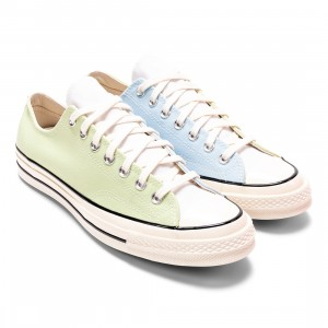 Converse Men Tri-Panel Chuck 70 Ox (blue / chambray blue / spring green)