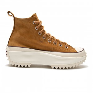 Converse Unisex Cold Fusion Run Star Hike Hi (brown / wheat / shadowberry / natural ivory)