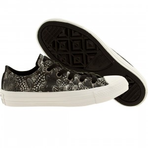 Converse Women Chuck Taylor All Star Low Ox (black / white)