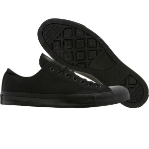 Converse Men Chuck Taylor All Star Low Ox (black mono)