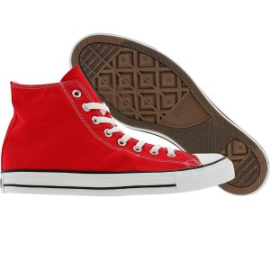 Converse Men Chuck Taylor All Star High (red)