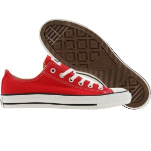 Converse Men Chuck Taylor All Star Low Ox (red)