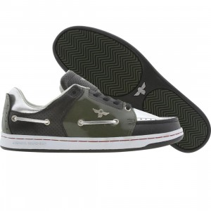 Creative Recreation Lucky Luciano (silver / military / black)