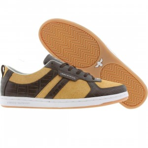 Creative Recreation Dicoco Low (brown / camel / mohair)