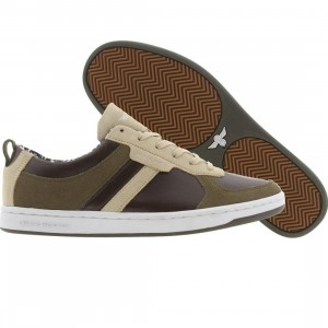 Creative Recreation Dicoco Low (khaki / brown / military green)