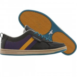Creative Recreation Dicoco Low (black / grape / wheat)