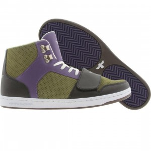 Creative Recreation Cesario (olive / grape / black)