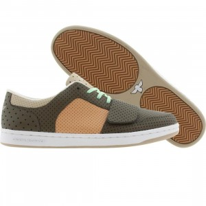 Creative Recreation Cesario Low (smoke / nude / khaki)