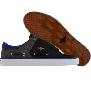Creative Recreation Luchese (charcoal / grey / blue)