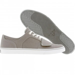 Creative Recreation Big Kids Cesario Low XVI (grey)