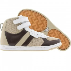 Creative Recreation Womens Dicoco (brown / khaki / white)
